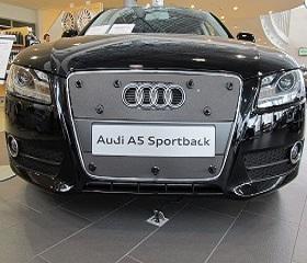 Maskisuoja Audi A5 Sportback 2010-2011