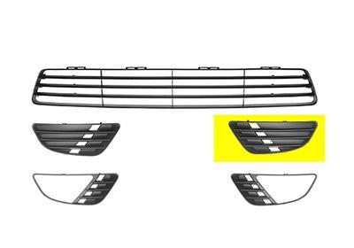 Ford Fiesta Jhs etupuskurin kate vasen. | konepellit - lokasuojat - etukehät | laatu koriosat edullisesti ja nopeasti suomalaisesta Carkone verkkokaupasta