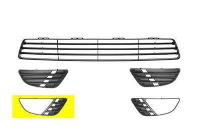 Ford Fiesta Jhs etupuskurin kate oikea. | konepellit - lokasuojat - etukehät | laatu koriosat edullisesti ja nopeasti suomalaisesta Carkone verkkokaupasta