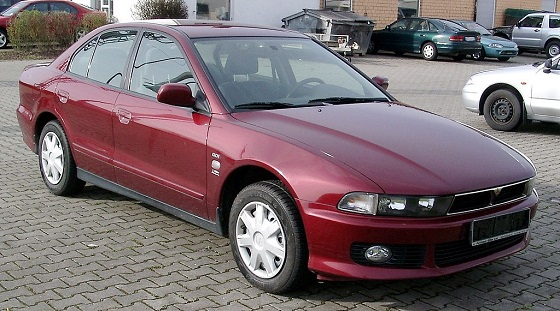 Galant VI Sedan 09.96-10.04