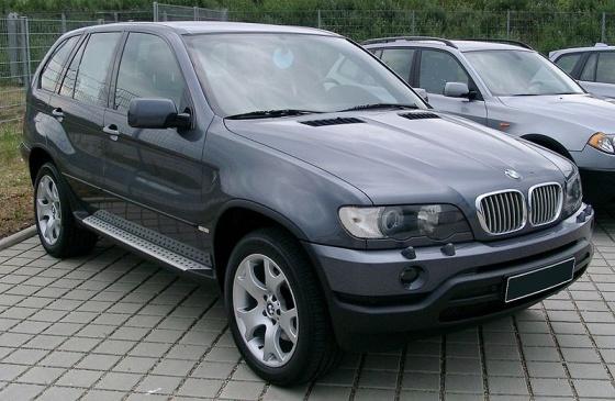 X5 E53 05.2000-2003