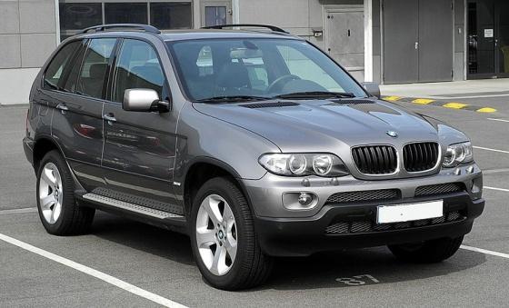 X5 E53 2003-02.2007