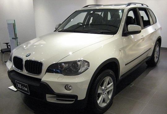 X5 E70 02.2007-04.2010