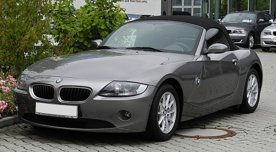Z4 E85 2003-2008