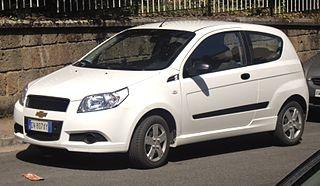 Aveo Hatchback T255 04.2008-06.2011