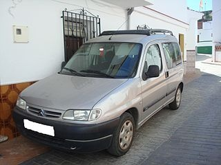 Berlingo MF 07.1996-10.2002