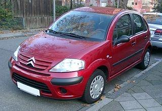 C3 FC 07.2005-10.2010