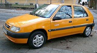 Saxo SO/S1 03.1996-09.1999