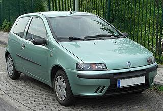 Punto II 188 07.1999-07.2003
