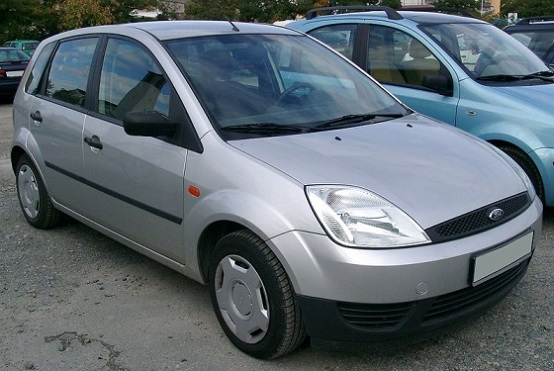 Fiesta JHS 01.2002-09.2005