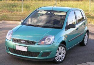 Fiesta JHS 10.2005-09.2008