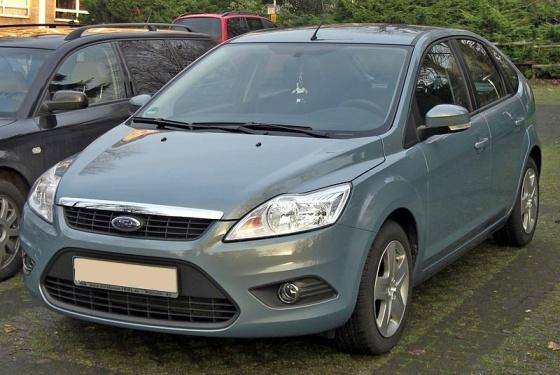 Focus MK2 2008-2010