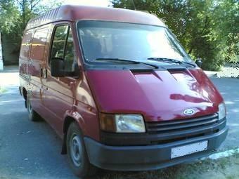 Transit VE6 05.1985-05.1991