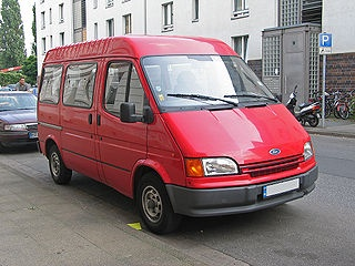 Transit VE64 01.1992-01.1995