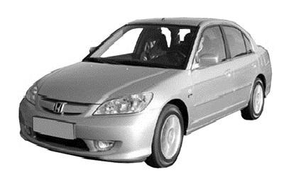 Civic Sedan (ES) 2001-2003