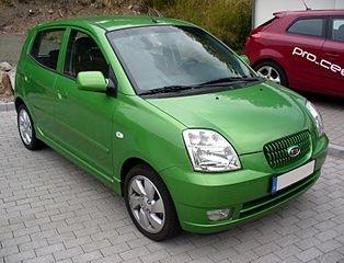 Picanto BA 01.2004-02.2008