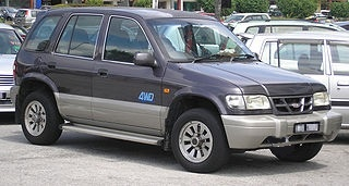Sportage I 04.1994-08.1999