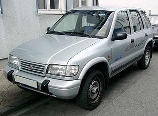 Sportage I JA 09.1999-12.2002