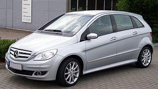 B-sarja W245 05.2005->