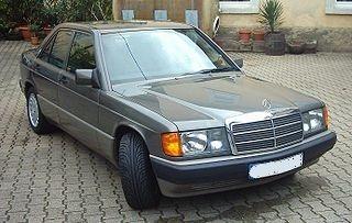 C-sarja W201 190 10.1982-08.1993