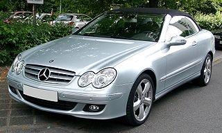 CLK-sarja C209 06.2002->