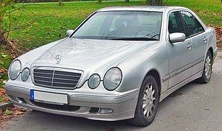 E-sarja W210 09.1999-03.2003