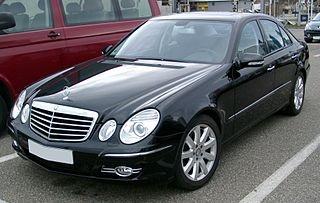 E-sarja W211 06.2006-2009