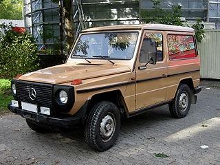 G-sarja W460 05.1979-08.1989