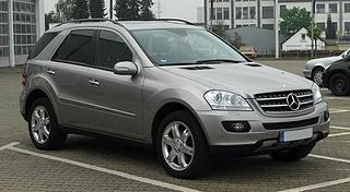 ML-sarja W164 07.2005-2011