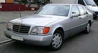 S-sarja W140 02.1991-09.1998
