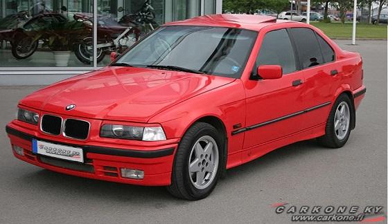 3 E36 sedan/touring/compact 1991-2000