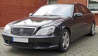 S-sarja W220 10.1998-12.2002