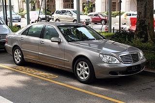 S-sarja W220 01.2003-08.2005