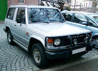 Pajero I (L040) 12.1981-11.1990