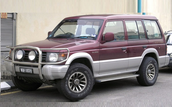 Pajero II (V20) 12.1990-08.1997