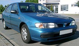 Almera N15 01.1996-01.1999