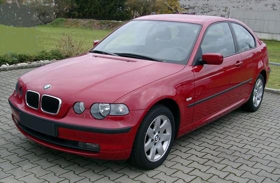 3 E46 compact 2000-2005