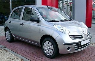 Micra K12 01.2003-11.2010