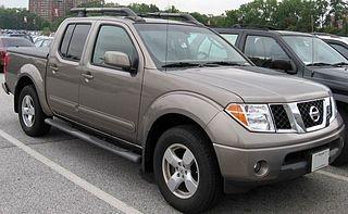 Pickup Navara/Frontier D40 09.2004->