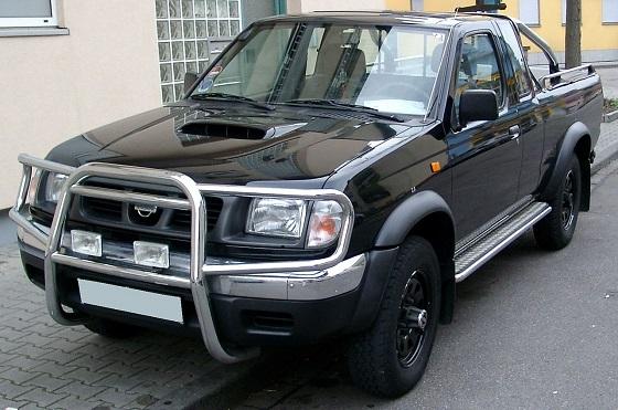 Pickup D22 Frontier/Navara 1997-2001