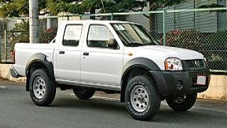 Pickup/Navara/Frontier Crew Cab D22 2002-2004