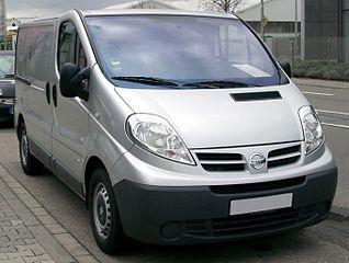 Primastar X83 09.2002-09.2006