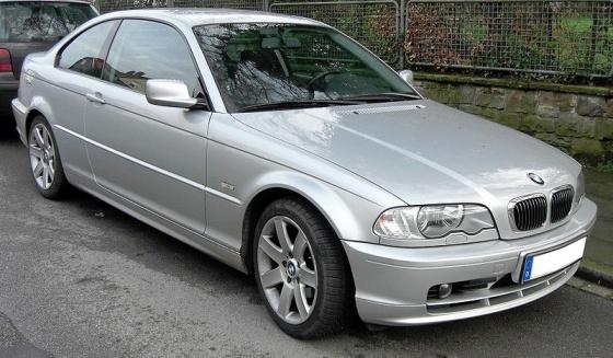 3 E46 coupe 1999-2003