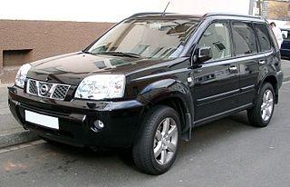 X-Trail T30 07.2001-08.2003