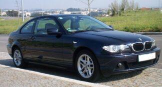 3 E46 coupe 2003-2006