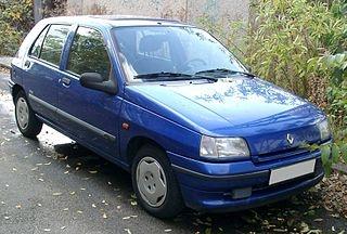 Clio I B57/C57 05.1990-09.1998