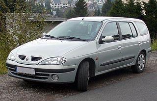 Megane I BA/KA 0/1 03.1999-11.2002