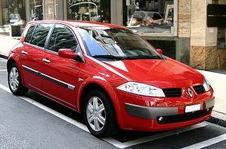 Megane II M 11.2002-12.2005