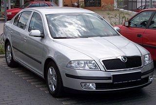 Oktavia II (1Z) 06.2004-01.2009