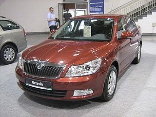 Oktavia II (1Z) 01.2009->